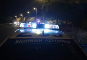 Αλεξανδρούπολη: Ξέφυγε από την πορεία του αυτοκίνητο που μετέφερε μετανάστες