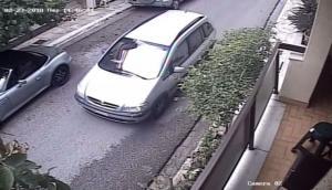 Ψάχνουν τον οδηγό που παρέσυρε δικυκλιστή στο Περιστέρι [pics, vid]