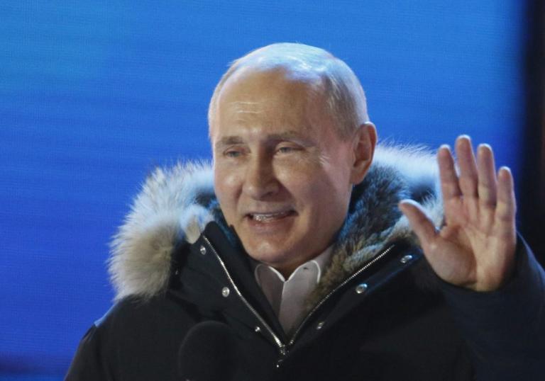 Πούτιν: «Η Ρωσία έχει ένα μεγάλο μέλλον»