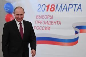 Εκλογές στην Ρωσία: Πουλάει… τρέλα ο Πούτιν για το αποτέλεσμα!