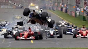 Formula 1: Τα 5 μεγαλύτερα ατυχήματα στο Grand Prix Αυστραλίας [vid]