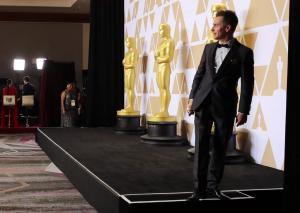 Oscar 2018: Ο Σαμ Ρόκγουελ αφιέρωσε το Όσκαρ στον Φίλιπ Σέιμουρ Χόφμαν