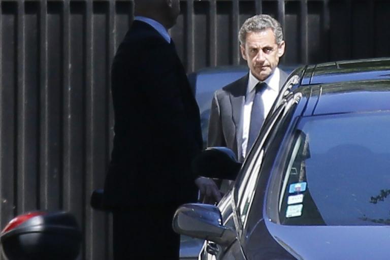 Υπό κράτηση ο Νικολά Σαρκοζί! | Newsit.gr