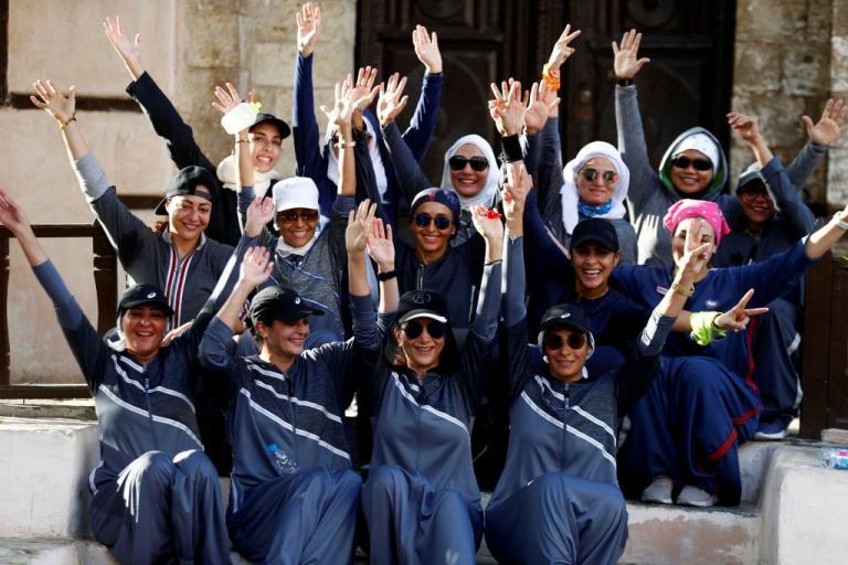 Ημέρα της γυναίκας: Ιστορική πορεία στη Σαουδική Αραβία [pics] | Newsit.gr