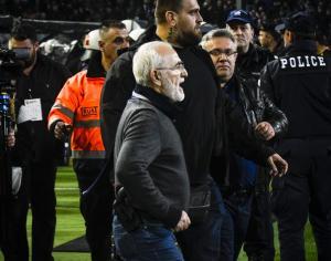 ΠΑΟΚ – ΑΕΚ 1-0 – Κατοχυρώθηκε το γκολ του Δικεφάλου του Βορρά