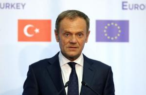 Τουσκ «αδειάζει» Ερντογάν! «Δεν απάντησε τίποτα»!