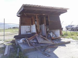 Κρήτη: Διέλυσαν το σκοπευτήριο και έγιναν καπνός – Ζημιές εκατοντάδων χιλιάδων ευρώ [pics]