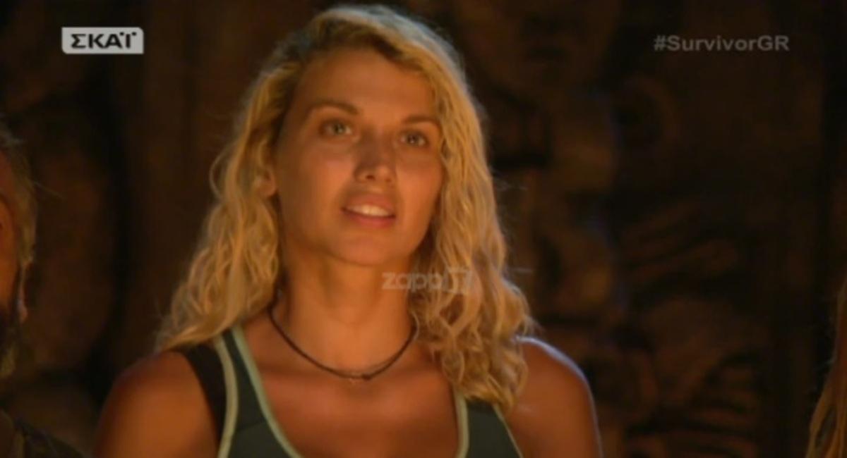 Αποχώρησε από το Survivor η Κωνσταντίνα Σπυροπούλου! | Newsit.gr