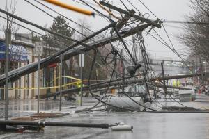 Καταιγίδα «φονιάς» στις ΗΠΑ! Πέντε νεκροί, μεταξύ των οποίων δύο παιδιά!
