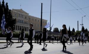 Παρέλαση 25ης Μαρτίου: Σαββατοκύριακο με κυκλοφοριακές ρυθμίσεις στο κέντρο της Αθήνας