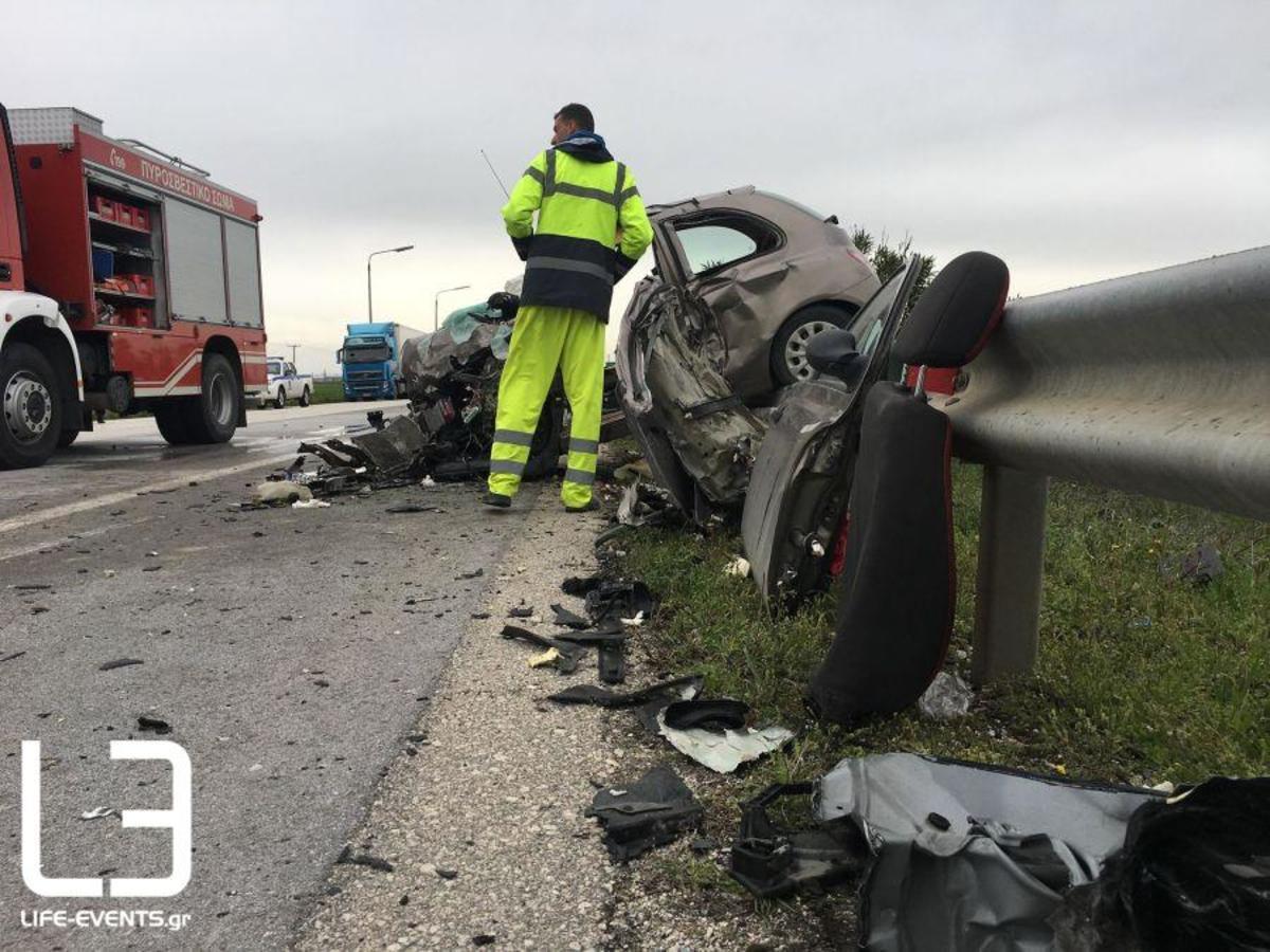 thesnikh10 - Τρεις νεκροί σε θανατηφόρο τροχαίο στην Θεσσαλονίκη! - τροχαίο, νεκρος, Θεσσαλονικη