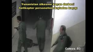 Βίντεο με τους 8 Τούρκους αξιωματικούς – Κρατούν πιστόλια, συμμετείχαν στο πραξικόπημα μεταδίδουν τα τουρκικά ΜΜΕ