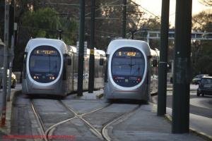 Προσωρινές αλλαγές στα δρομολόγια του τραμ