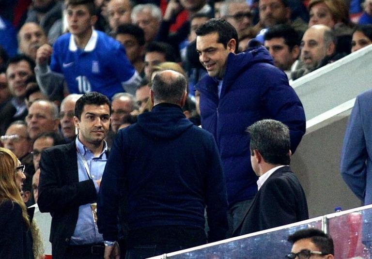 Ο…. ποδοσφαιρικός Αλέξης Τσίπρας! Η Ράγιο Βαγεκάνο, η Μπάρτσα κι ο Ντιέγκο! | Newsit.gr
