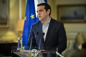 """Τσίπρας: """"Στήριξη της Τοπικής Αυτοδιοίκησης με 740 εκατ. ευρώ""""! [vid]"""
