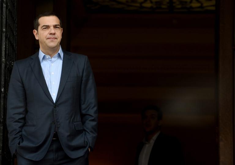 Στην Τήνο ο Αλέξης Τσίπρας | Newsit.gr