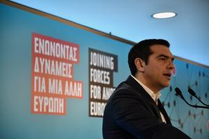 Αλέξης Τσίπρας: Σύμβολο η Ελλάδα – Τις ομορφότερες μάχες, δεν τις δώσαμε ακόμα