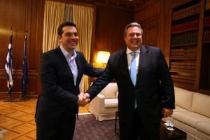 Καμμένος: Πρώτη φορά η Ε.Ε. παίρνει ξεκάθαρη θέση κατά της Τουρκίας