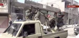 Ο τζιχαντιστής του Ερντογάν – Αποκαλυπτικό video από την εισβολή στο Αφρίν