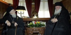 Στα «χαρακώματα» Βαρθολομαίος και Ιερώνυμος! Σφοδρή «σύγκρουση» για το κτήμα Προμπονά