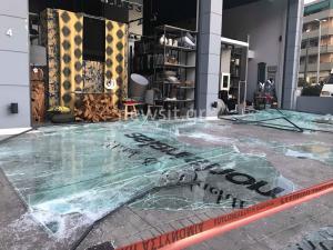 Έκρηξη σε μαγαζί με λευκά είδη στο Χαλάνδι