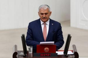 Τουρκία: Νέος πρόεδρος του κοινοβουλίου ο Μπιναλί Γιλντιρίμ