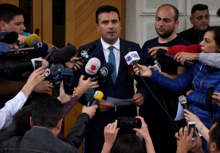 Μακεδονικό – Ζάεφ: «Την απόφαση θα την πάρω εγώ με τον Τσίπρα» | Newsit.gr