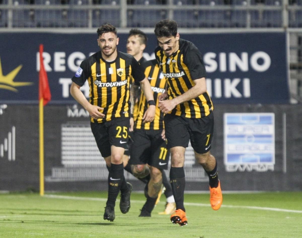 ΠΑΕ ΑΕΚ: Η παρακάμερα της νίκης- τίτλου επί του Πλατανιά [vid] | Newsit.gr