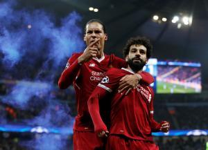 Champions League: Στους «4» με δύο νίκες η επιβλητική Λίβερπουλ
