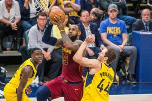 NBA: Έκαναν το break οι Καβαλίερς! «Μαγικός» Λεμπρόν Τζέιμς [vid]