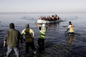 Λέσβος: 1462 μετανάστες έφτασαν αυτόν το μήνα στο νησί