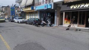 Αγρίνιο: Μπήκε σε πρακτορείο του ΟΠΑΠ και απειλούσε με ψεύτικο όπλο