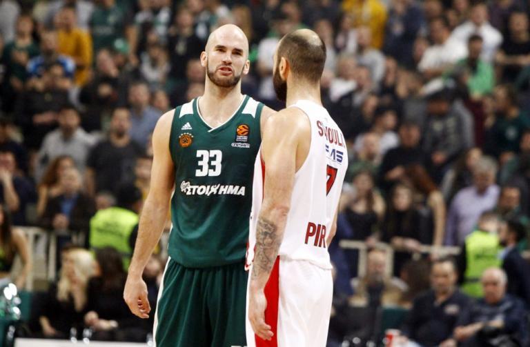 Euroleague: Παναθηναϊκός κι Ολυμπιακός ρίχνονται στη μάχη των πλέι οφ! | Newsit.gr