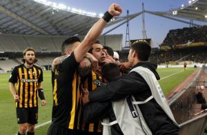 ΑΕΚ – Παναθηναϊκός 3-0 ΤΕΛΙΚΟ – Αγκαλιάζει το πρωτάθλημα η Ένωση!