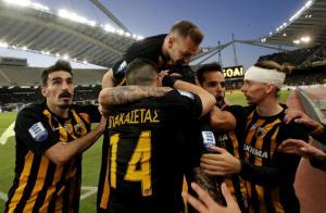 """ΑΕΚ – Παναθηναϊκός: """"Τριάρα"""" κούπας για την Ένωση! """"Αγκαλιά"""" με το πρωτάθλημα"""