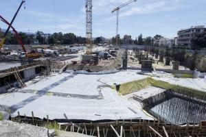 Γήπεδο ΑΕΚ: Ξενάγηση στο εργοτάξιο της Νέας Φιλαδέλφειας [vid]