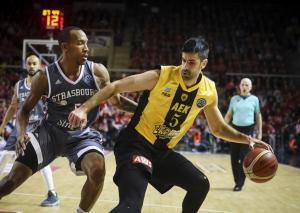 ΑΕΚ για ευρωπαϊκό! Προκρίθηκε στο Final Four του Basketball Champions League