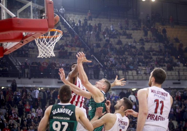 Ολυμπιακός – Ζαλγκίρις: Οι διαιτητές του πρώτου αγώνα [pic]   Newsit.gr