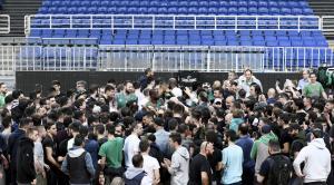 Παναθηναϊκός: Οπαδοί στην προπόνηση! «Ντόπες» ενόψει Ρεάλ