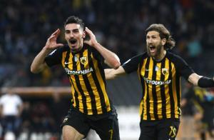 Το γκολ της χρονιάς του Χριστοδουλόπουλου στο ΑΕΚ – ΑΕΛ