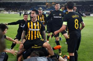ΑΕΚ – ΑΕΛ 1-0 ΤΕΛΙΚΟ – Ο Χριστοδουλόπουλος έστειλε την Ένωση στον τελικό!
