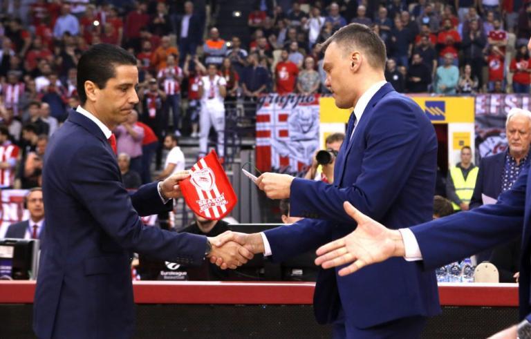 Ολυμπιακός – Ζαλγκίρις: Η απάντηση του Σφαιρόπουλου στον Γιασικεβίτσιους! «45 βολές κι όχι 24 έπρεπε να σουτάρουμε» | Newsit.gr