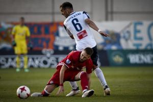 Απόλλων Σμύρνης – Ολυμπιακός 1-0 ΤΕΛΙΚΟ