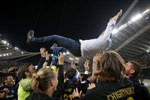 ΑΕΚ – Λεβαδειακός 2-0 ΤΕΛΙΚΟ – Ξέφρενοι πανηγυρισμοί στο ΟΑΚΑ για την πρωταθλήτρια Ένωση