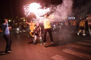 ΑΕΚ: «Κάηκε» η Νέα Φιλαδέλφεια για την πρωταθλήτρια Ένωση! [pics]