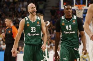 Ρεάλ – Παναθηναϊκός: «Άγγιξε» επική ανατροπή στη Μαδρίτη! Χωρίς ελληνική ομάδα το Final Four