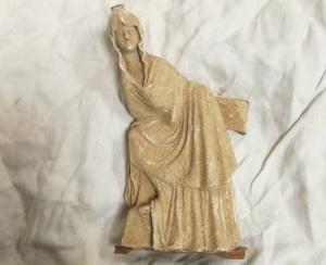Λαμία: Τον «έκαψε» το αγαλματίδιο στο αυτοκίνητο