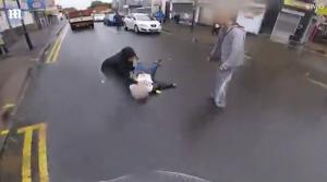 Φυλακή στον οδηγό που πάτησε πεζό – Πέρασε πάνω από το κεφάλι του [vid]