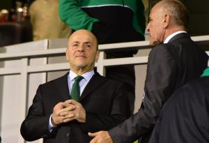 Παναθηναϊκός: Συναντήθηκε με UEFA ο Αλαφούζος! Προσπάθεια για άρση της τιμωρίας