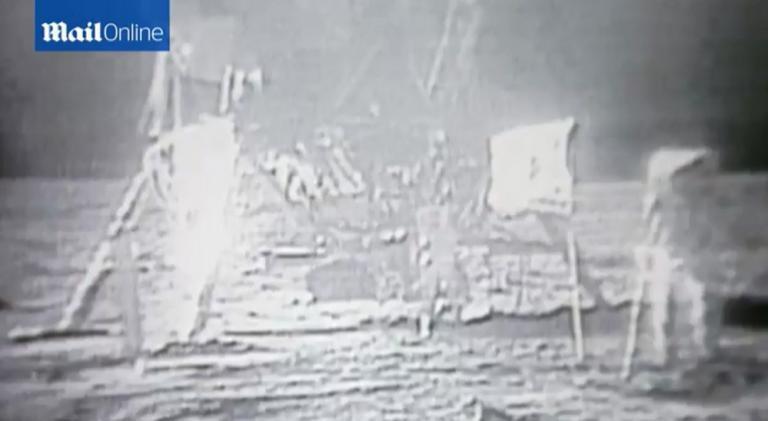 Αστροναύτης του Apollo 11 για την ιστορική αποστολή: «Είδαμε UFO» – Τον δικαιώνει τεστ αλήθειας | Newsit.gr